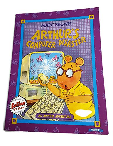 9780590689052: Arthur's Computer Disaster