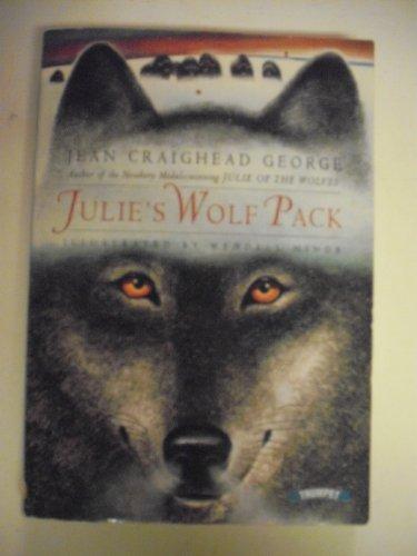 9780590689076: Julie's Wolf Pack