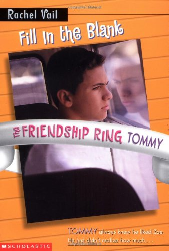 9780590689144: Friendship Ring #06: Fill In The Blank (tommy's Story)
