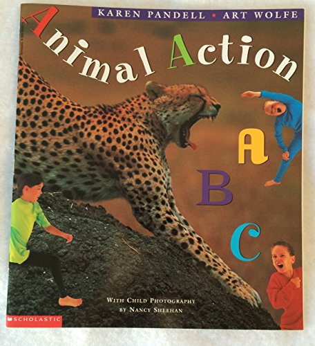 9780590689434: Animal Action