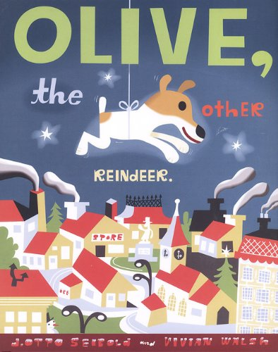 9780590689519: Olive, the other reindeer