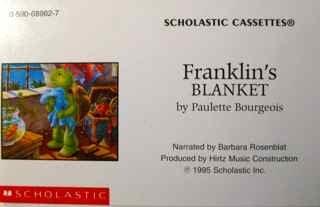 9780590689823: Franklin's Blanket