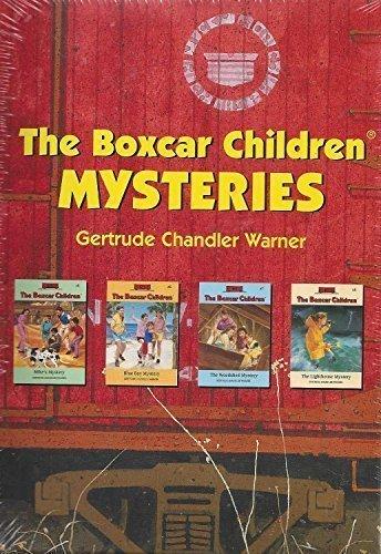 9780590689885: The Boxcar Children Mysteries: Books 5-8 (The Boxcar Children Series, No 5-8) [Box Set]