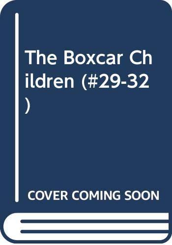 9780590690034: The Boxcar Children (#29-32)