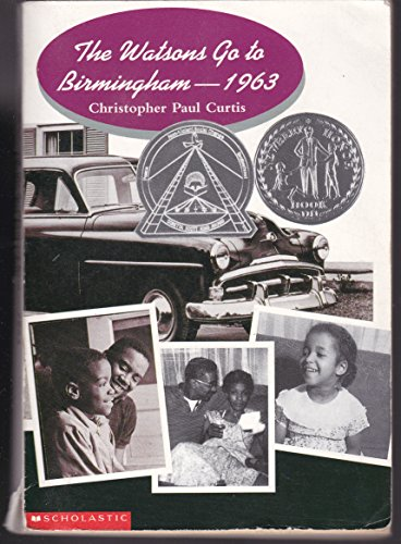 9780590690140: The Watsons Go To Birmingham-1963 Edition: Reprint