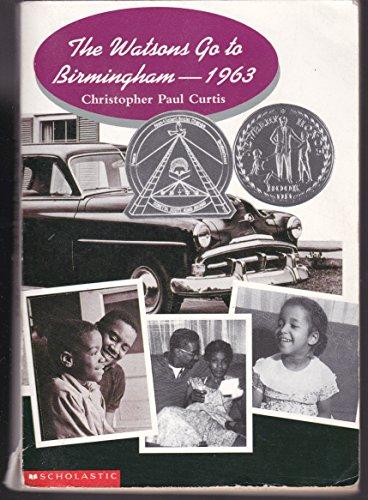 9780590690140: The Watsons Go To Birmingham-1963 Edition: Reprint