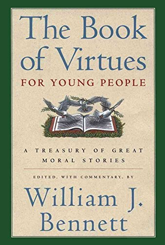 9780590690317: Book of Virtues for Young People
