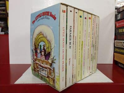 9780590690508: The Little House Books (Complete set)