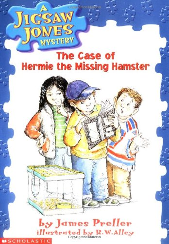 9780590691253: The Case of Hermie the Missing Hamster (Jigsaw Jones Mystery)