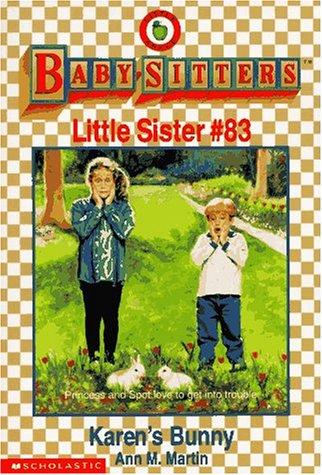 9780590691918: Karen's Bunny (Baby-sitters Little Sister)