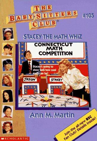 Stacey the Math Whiz (The Babysitter's Club: Martin, Ann M.