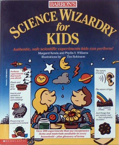 9780590693264: Science Wizardry for Kids
