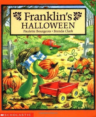 9780590693301: Franklin's Halloween