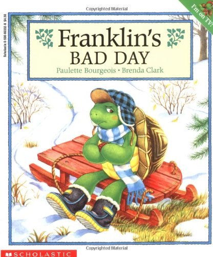 9780590693325: Franklin #15: Franklin's Bad Day