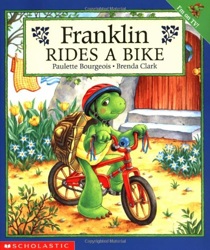 9780590693332: Franklin Rides A Bike