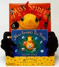 9780590697828: Miss Spider's Tea Party (with toy doll)