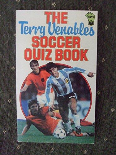 Soccer Quiz Book (Hippo book): Terry Venables