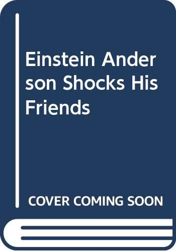 9780590700818: Einstein Anderson Shocks His Friends