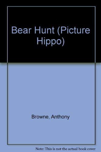 9780590700900: Bear Hunt (Picture Hippo)