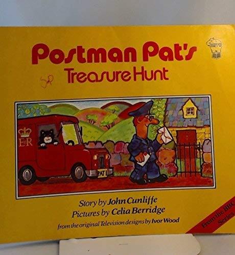 9780590701051: Postman Pat's Treasure Hunt (Postman Pat - storybooks)