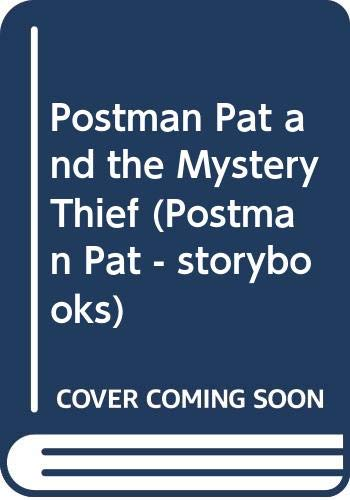 9780590701068: Postman Pat and the Mystery Thief (Postman Pat - Storybooks)