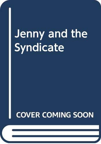 9780590702492: Jenny and the Syndicate