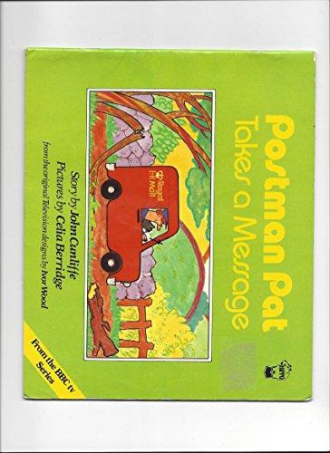 9780590703215: Postman Pat Takes a Message (Postman Pat Story Books)