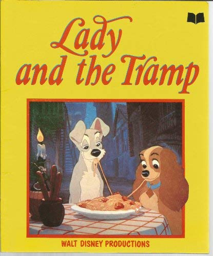 Lady and the Tramp (9780590703253) by Walt Disney