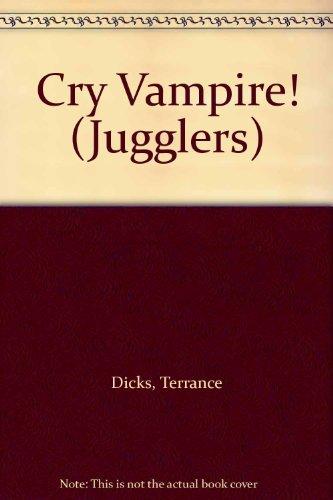 9780590704052: Cry Vampire! (Jugglers)