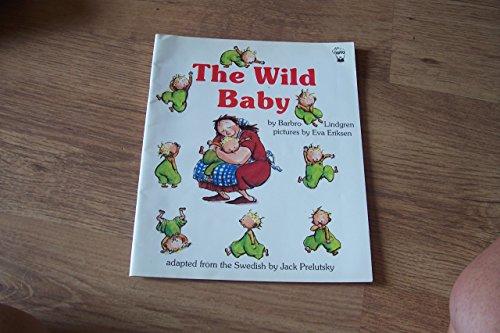 9780590704090: Wild Baby, The (Hippo books)