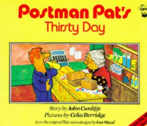 9780590704168: Postman Pat's Thirsty Day (Postman Pat Story Books)