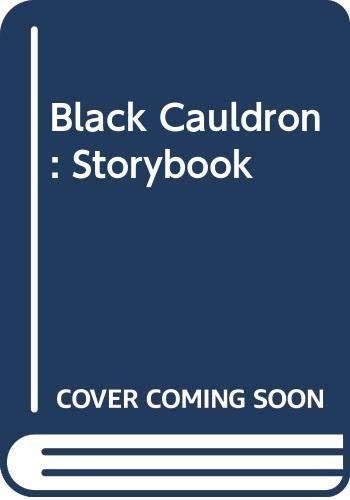 9780590704199: Black Cauldron: Storybook