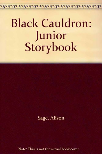 9780590705066: Black Cauldron: Junior Storybook