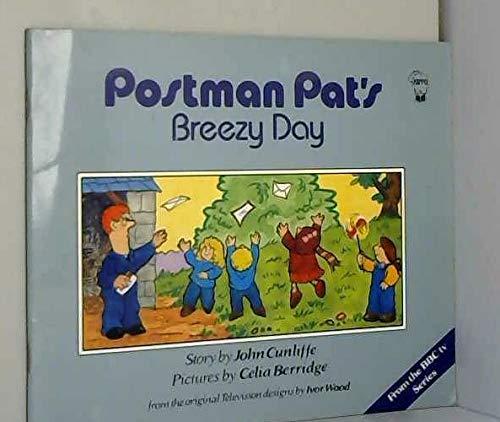 9780590705370: Postman Pat's Breezy Day (Postman Pat Story Books)