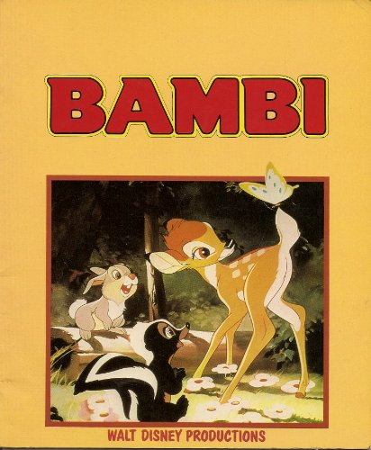 9780590705882: Bambi