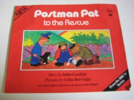 9780590705998: Postman Pat to the Rescue (Postman Pat Story Books)