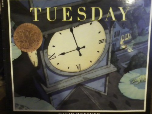 9780590706322: Tuesday