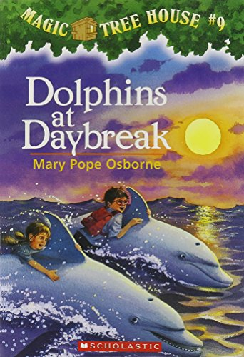 9780590706353: Title: Dolphins at Daybreak The Magic Tree House