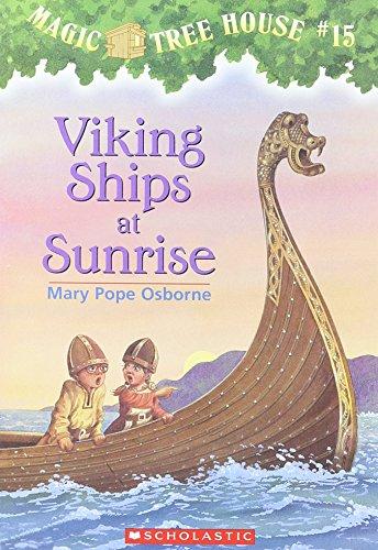 9780590706438: Viking Ships at Sunrise (Magic Tree House)