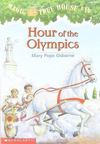 9780590706469: Magic Tree House 16: Hours of the Olympics