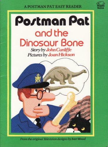 9780590709330: Postman Pat and the Dinosaur Bone (Postman Pat - easy reader)