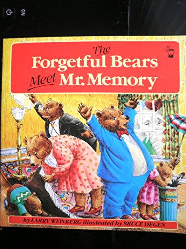 9780590709941: The Forgetful Bears (Picture Hippo)