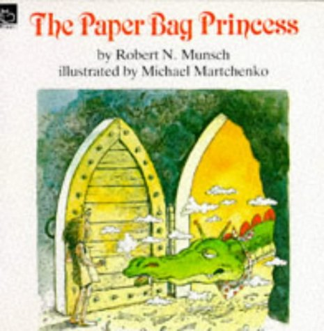 The Paperbag Princess (Picture Hippo) (0590711261) by Robert Munsch