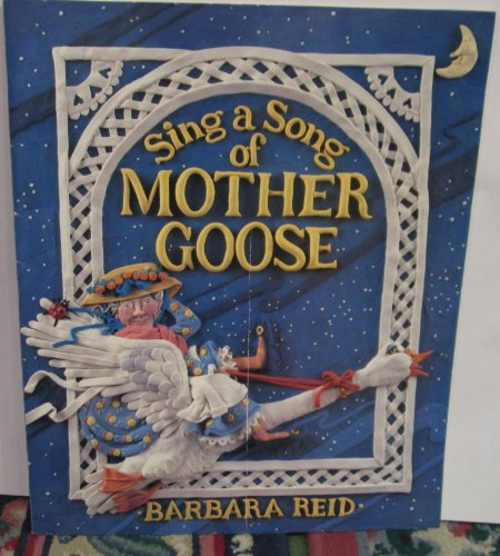 9780590713801: Sing a Song of Mother Goose (Big Books)