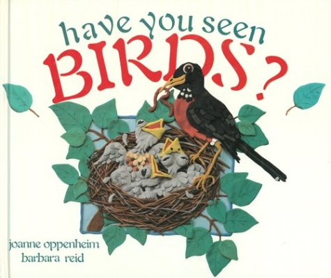9780590715966: Have you seen birds?