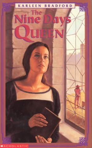 9780590716178: The Nine Days Queen