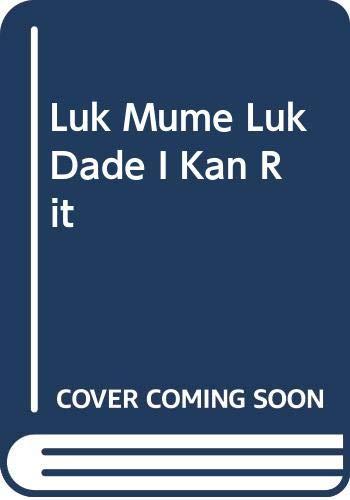 9780590717014: Luk Mume Luk Dade I Kan Rit
