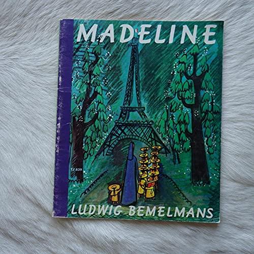 9780590717724: Madeline (Big Books)