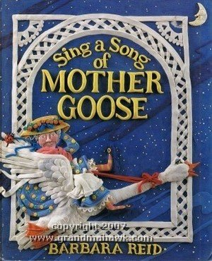 9780590717816: Sing a song of Mother Goose