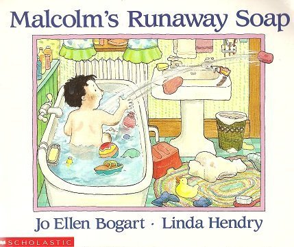 9780590717847: Malcolm's Runaway Soap